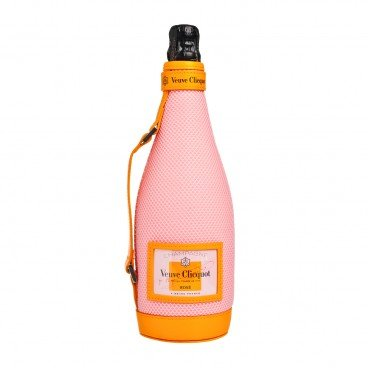 VEUVE CLICQUOT Set rose Ice Jacket 75CL