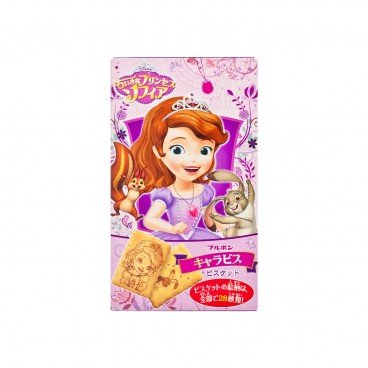 BOURBON Sofia Character Biscuit 57G