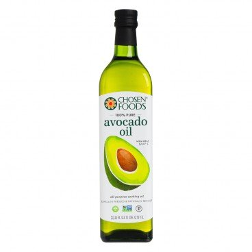 CHOSEN FOODS - Chosen Foods 100 Pure Avocado Oil - 1L