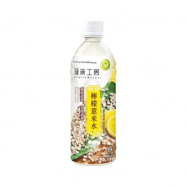 HEALTHWORKS - Lemon Yiyiren Drink - 500ML