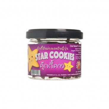 TREE MEALS Star Cookies sweet Potatoes 60G