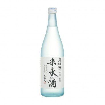 GEKKEIKAN Kome To Mizu No Sake 720ML