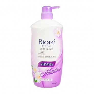 BIORE Body Foam Smooth camellia 1L