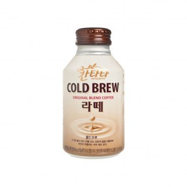 LOTTE Cold Brew latte 275ML