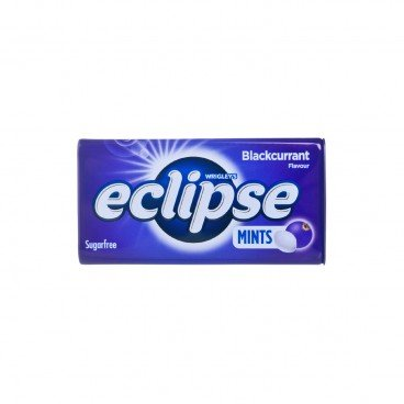 ECLIPSE Mint blackcurrant 34G