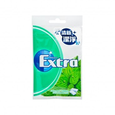 EXTRA - Xylitol Chewing Gum sweet Mint - 20'S