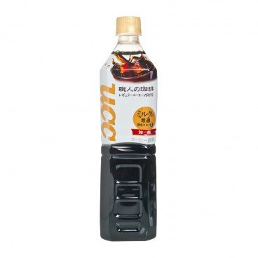 UCC - Shokunin Coffee Sweetened Pet - 930ML