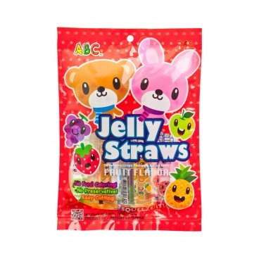 ABC Jelly Stikcs assorted 300G