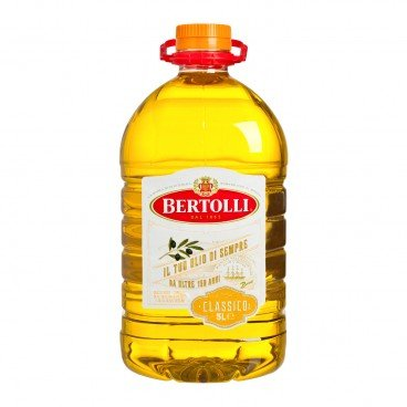 BERTOLLI(PARALLEL IMPORT) - Classic Olive Oil - 5L