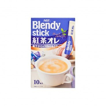 AGF Blendy Stick Cafe Latte Black Tea 11GX10