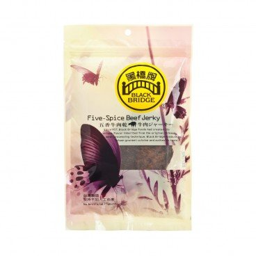 BLACKBRIDGE Five Spices Beef Jerky 85G