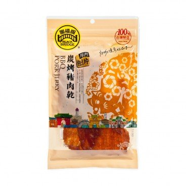 BLACKBRIDGE Bbq Pork Jerky 95G