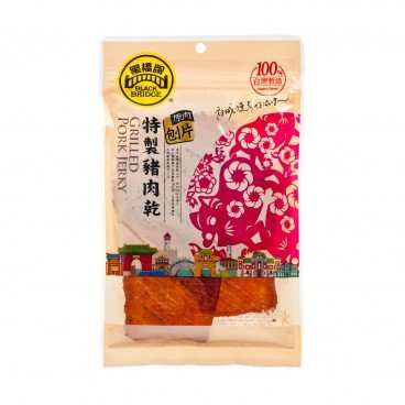 BLACKBRIDGE Grilled Pork Jerky 95G