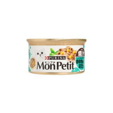 MON PETIT - Regular Delight Grld Tn - 85G