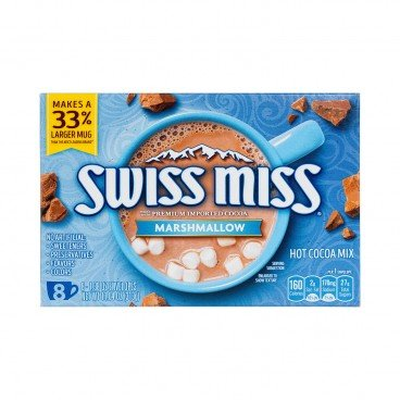 SWISS MISS(PARALLEL IMPORT) - Marshmallow Cocoa Mix Usa - 313G