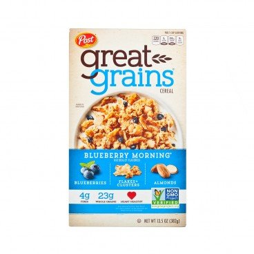 POST(PARALLEL IMPORT) - Blueberry Morning Cereal - 382G