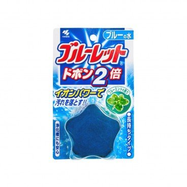 KOBAYASHI Scented Toilet Star Tablet Mint 120G