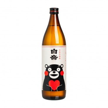 HAKUTAKE - Kumamon Shochu - 900ML