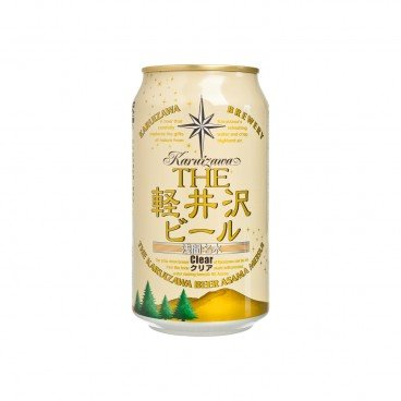 KARUIZAWA ASAMAKOUGEN Clear Beer 350ML