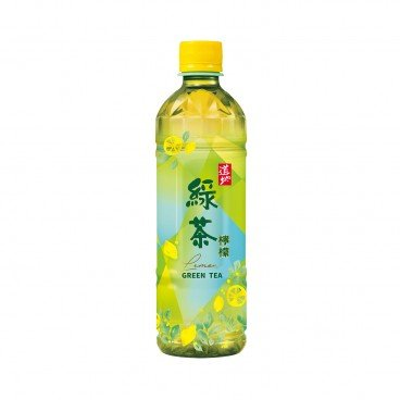 TAO TI - Lemon Green Tea - 500ML