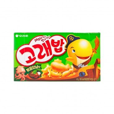 ORION Korepab Snack seaweed Korean Version 40G