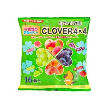 MY SWEETS - Jelly assorted - 340G