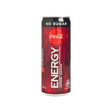 COCA-COLA - Energy No Sugar - 330ML