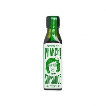 YUMMY THE PHAKCHI Soy Sauce coriander Flavored 120ML