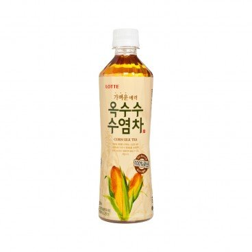 LOTTE - Corn Silk Tea - 500ML