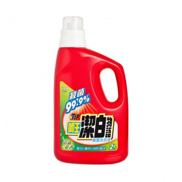 LION TOP Antibacterial Liquid Detergent floral 2L