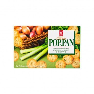 GARDEN - Crackers onion Mini - 100G