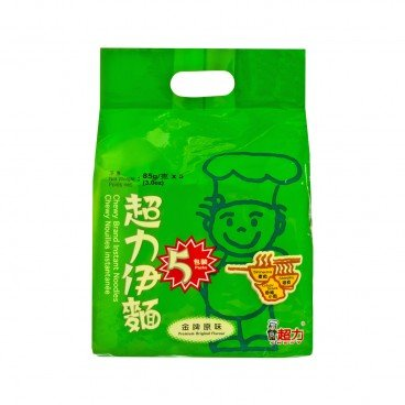 CHEWY Instant Noodles 85GX5