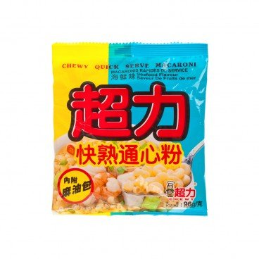 CHEWY Quick Serve Macaroni seafood Flavoured 96G