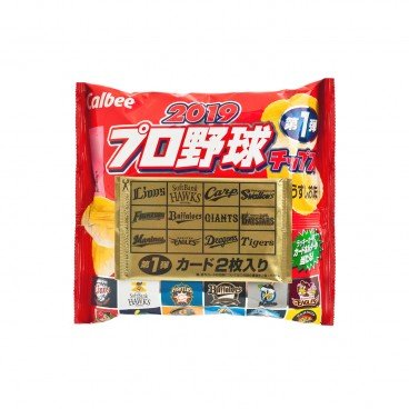 CALBEE Japan Pro Baseball Chips 22G