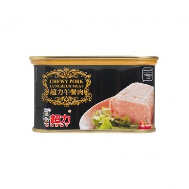 CHEWY Pork Luncheon Meat 198G