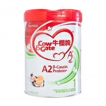 COW & GATE A 2 Β Casein Protein Infant Formula 1 900G
