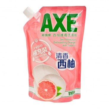 AXE - Moisturing Dishwashing Detergent With Grapefruit Pouch - 1.1KG
