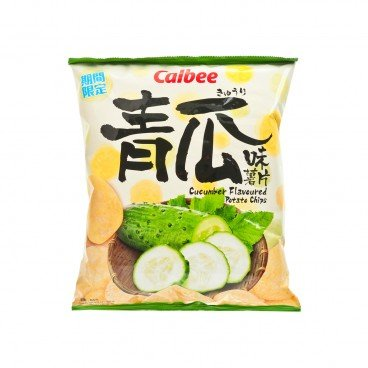 CALBEE Potato Chips cucumber 55G
