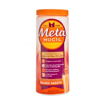METAMUCIL - Orange Smooth - 283G