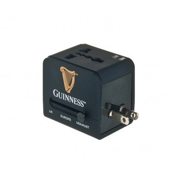 GUINNESS - Travel Adaptor - PC