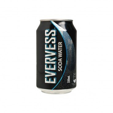 EVERVESS Soda Water 330ML