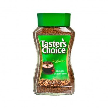 NESCAFE Tasters Choice Decaffein 175G
