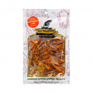 NAIPRAMONG Roasted Eel Chilli Flavour 40G