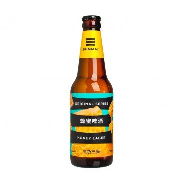 SUNMAI - Honey Lager - 350ML