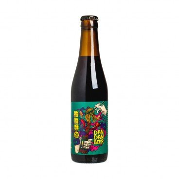 MOONZEN - Dandan Beer imperial Brown Ale - 330ML