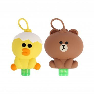DETTOL Dettol X Line Friends Hand Sanitizer original Random One 50ML