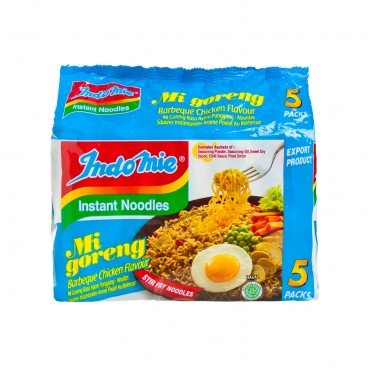 INDOMIE - Mi Goreng bbq Chicken Flavored - 85GX5