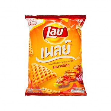 LAY'S Play Triangular Extra Barbeque Flavour 62G