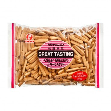 TAKARA - Cigar Biscuit high Calcium - 260G