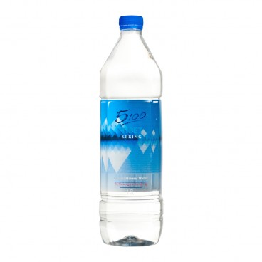 5100 Tibet Glacial Mineral Water 1.5L